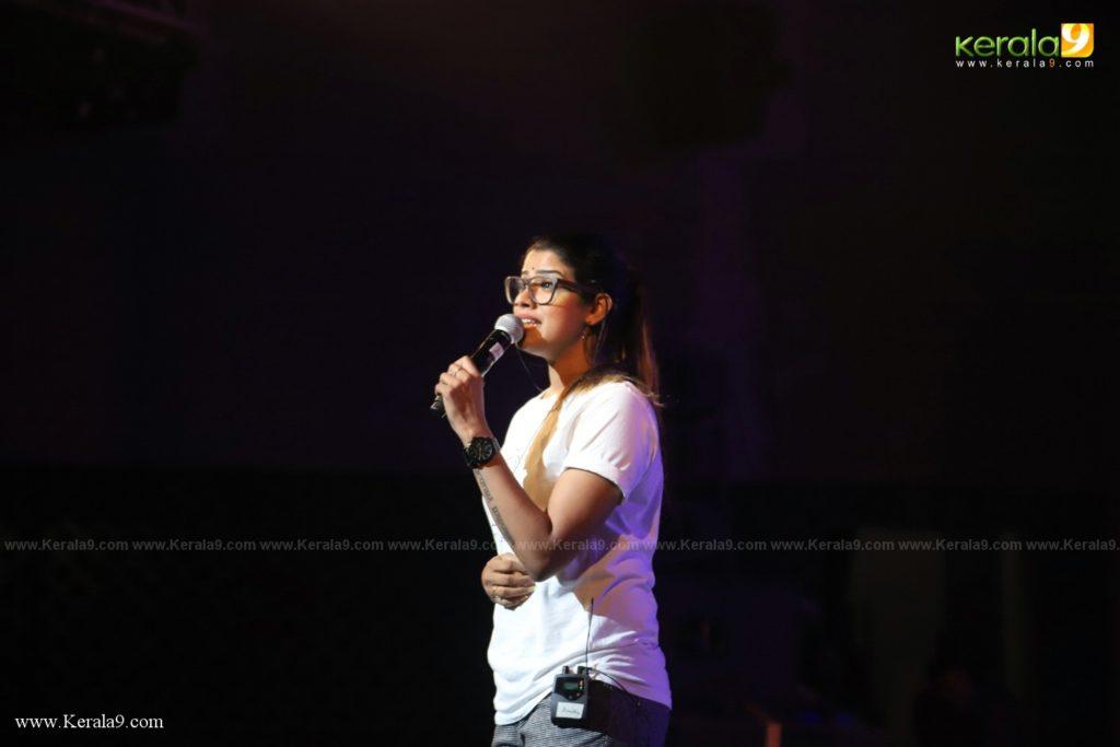 amritha suresh at Kerala State Television Awards 2019 Photos 034