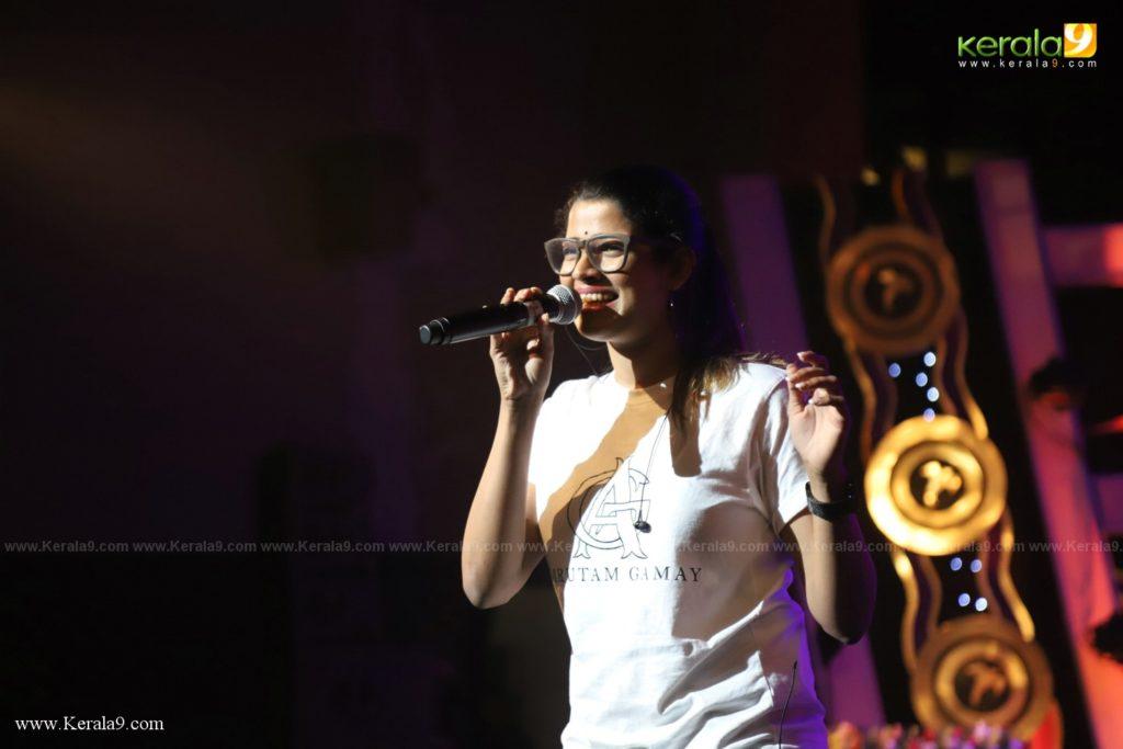 amritha suresh at Kerala State Television Awards 2019 Photos 035