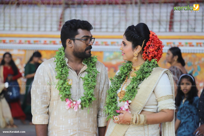 rasna pavithran marriage photos
