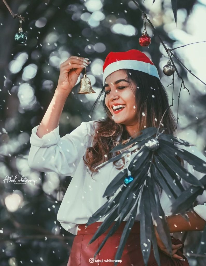 Actress And actors Christmas Celebration 2019 Photos 010