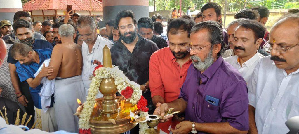 Meppadiyan Movie Pooja Photos