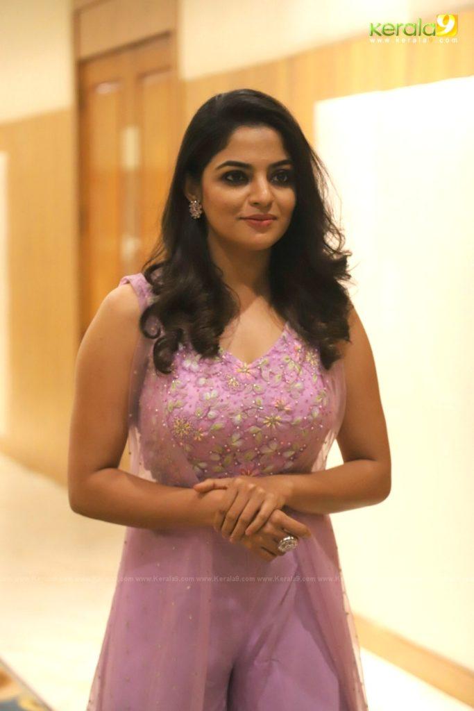 Nikhila Vimal at Thambi Movie Kerala Press Meet Photos 001