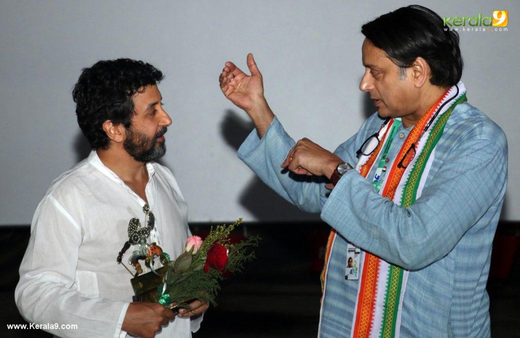 ShashiTharoor Ashvin kumar dictor no father in kashmir 1