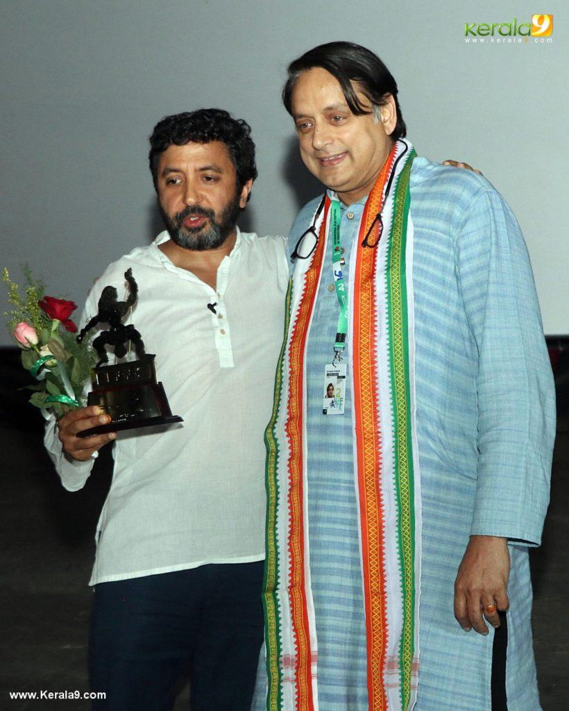 ShashiTharoor Ashvin kumar dictor no father in kashmir