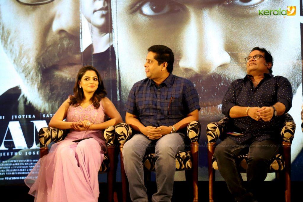 Thambi Tamil Movie Kerala Press Meet Photos 012