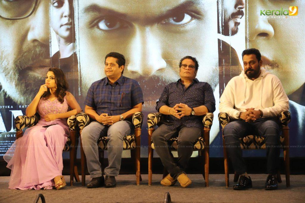 Thambi Tamil Movie Kerala Press Meet Photos 019