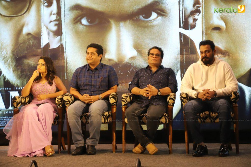 Thambi Tamil Movie Kerala Press Meet Photos 020