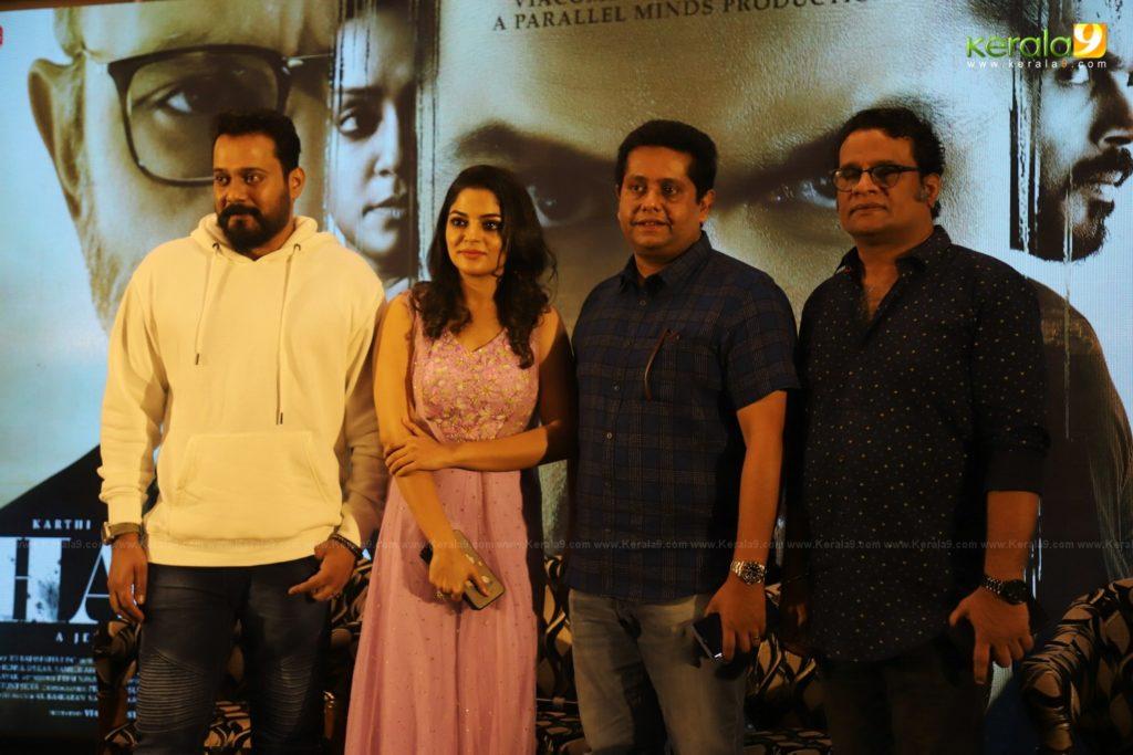 Thambi Tamil Movie Kerala Press Meet Photos 026
