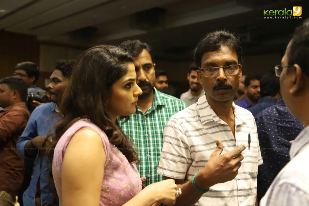 Thambi Tamil Movie Kerala Press Meet Photos 040