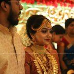 idea star singer shikha marriage photos 003