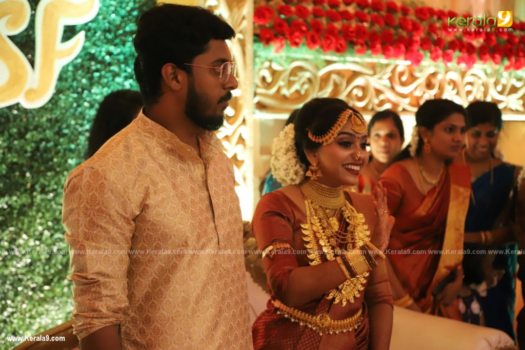 idea star singer shikha marriage photos 004