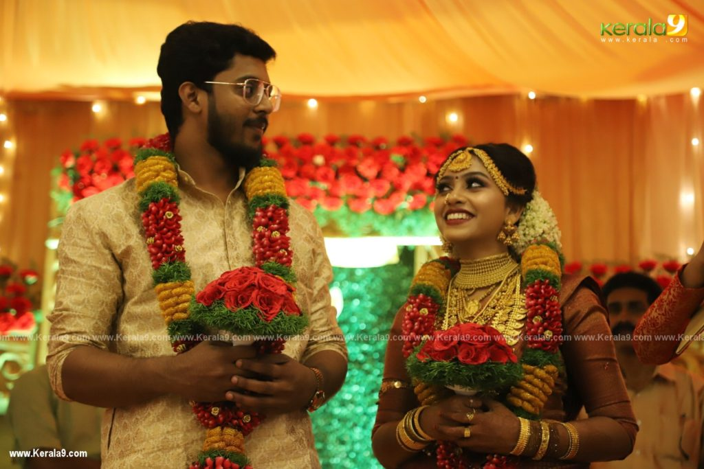 idea star singer shikha marriage photos 014