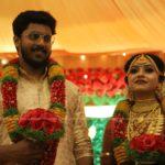 idea star singer shikha marriage photos 017