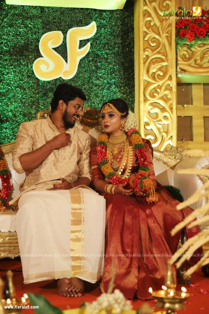 idea star singer shikha marriage photos 023