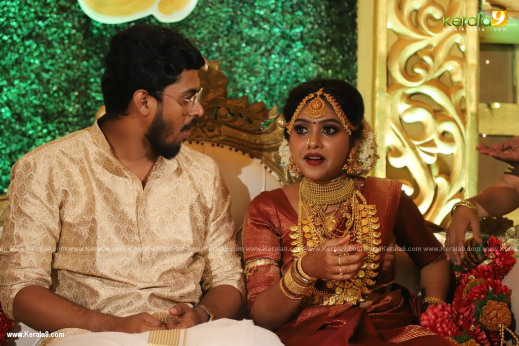 idea star singer shikha marriage photos 029