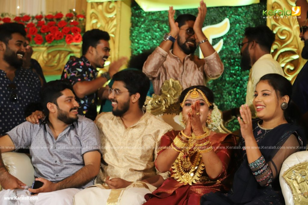 idea star singer shikha marriage photos 044