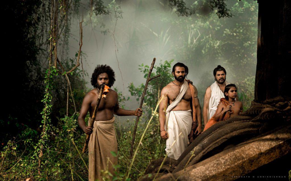 mamangam new movie stills
