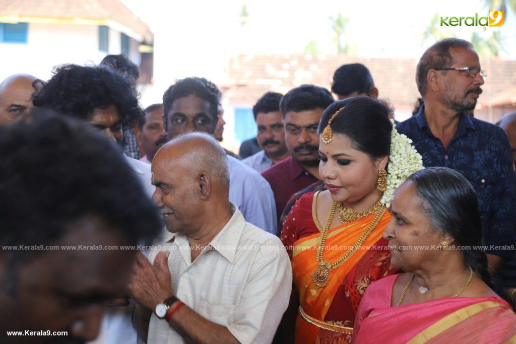 sneha sreekumar marriage photos 021