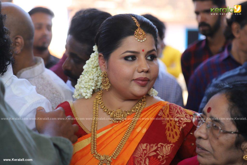 sneha sreekumar marriage photos 028