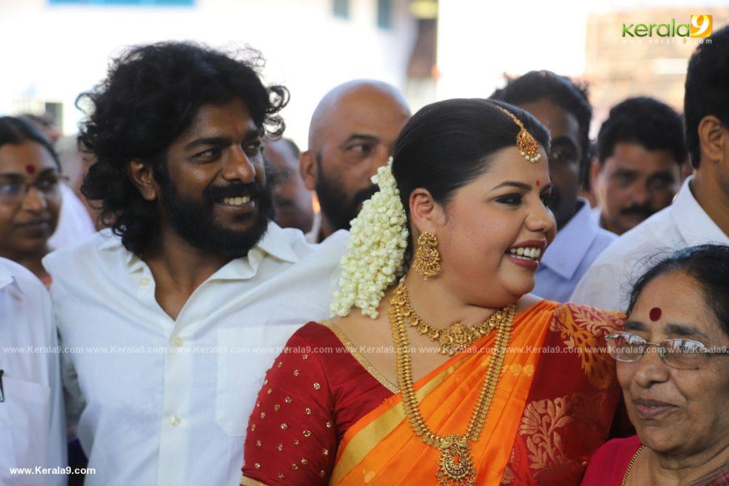 sneha sreekumar marriage photos 029
