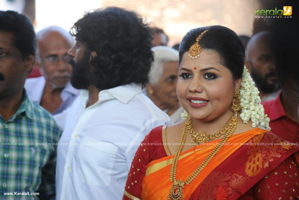 sneha sreekumar marriage photos 037