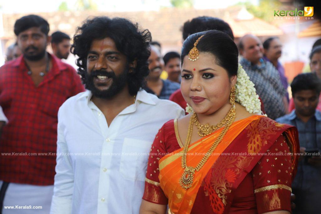 sneha sreekumar marriage photos 044