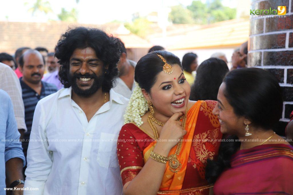 sneha sreekumar marriage photos 049