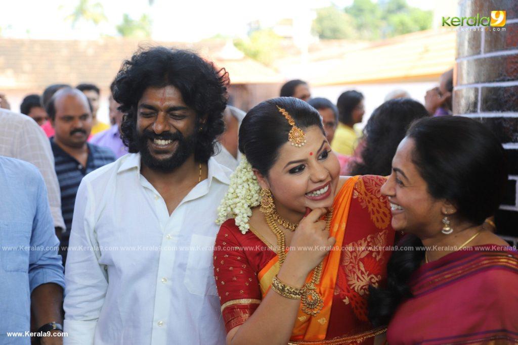sneha sreekumar marriage photos 050