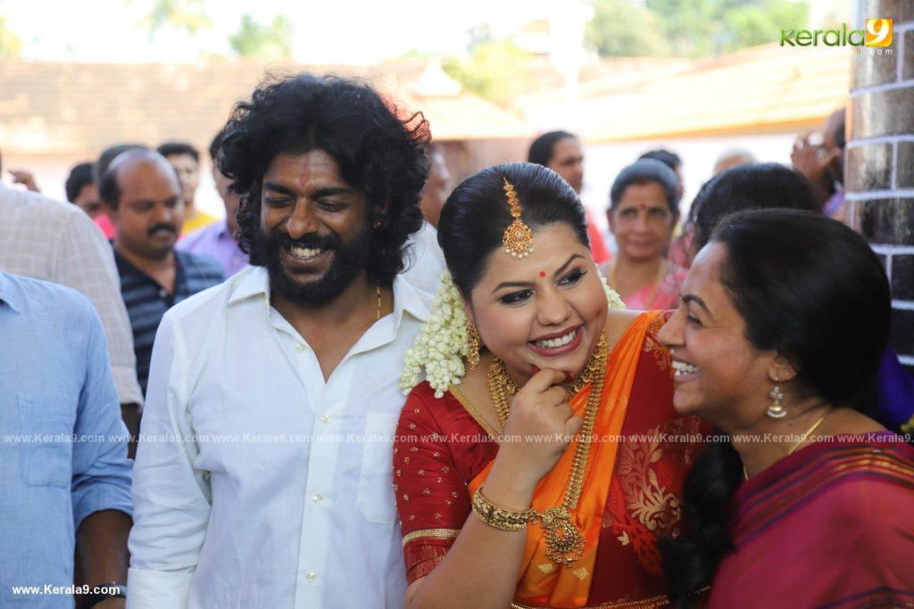 sneha sreekumar marriage photos 051