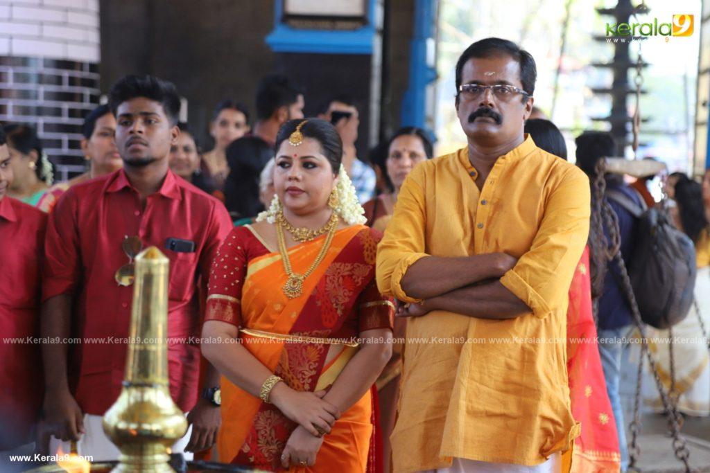 sneha sreekumar marriage photos 057
