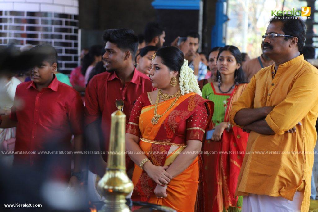 sneha sreekumar marriage photos 058