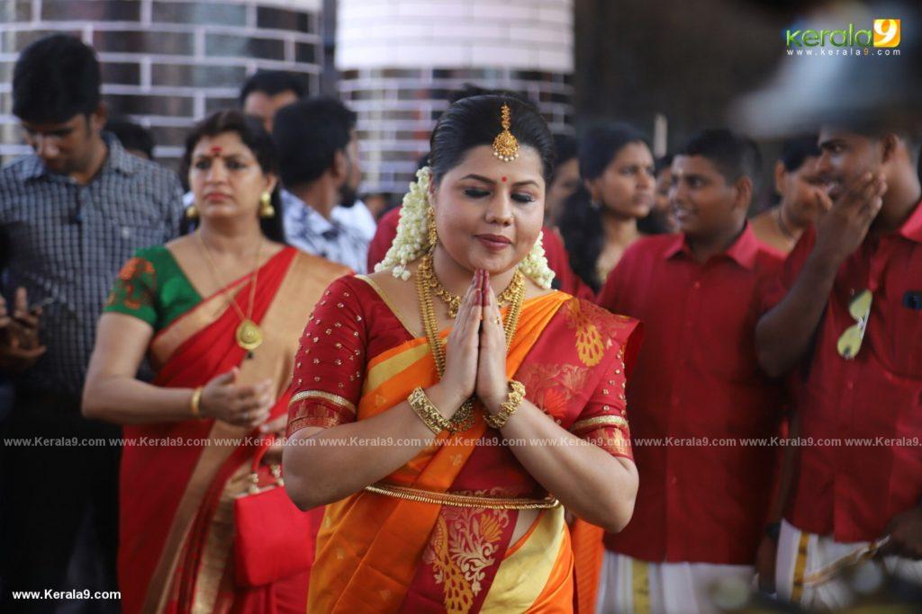 sneha sreekumar marriage photos 063