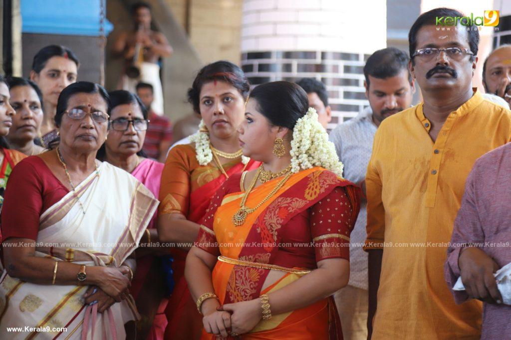 sneha sreekumar marriage photos 064