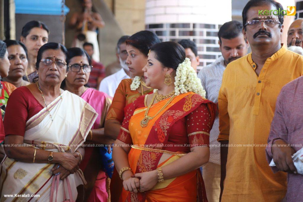 sneha sreekumar marriage photos 065