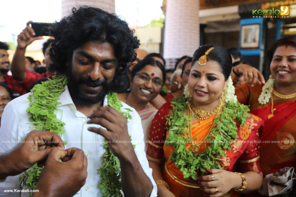 sneha sreekumar marriage photos 070