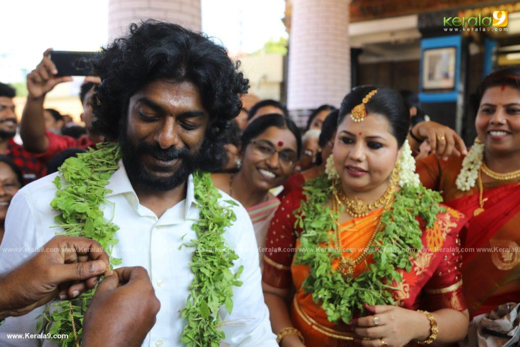 sneha sreekumar marriage photos 071