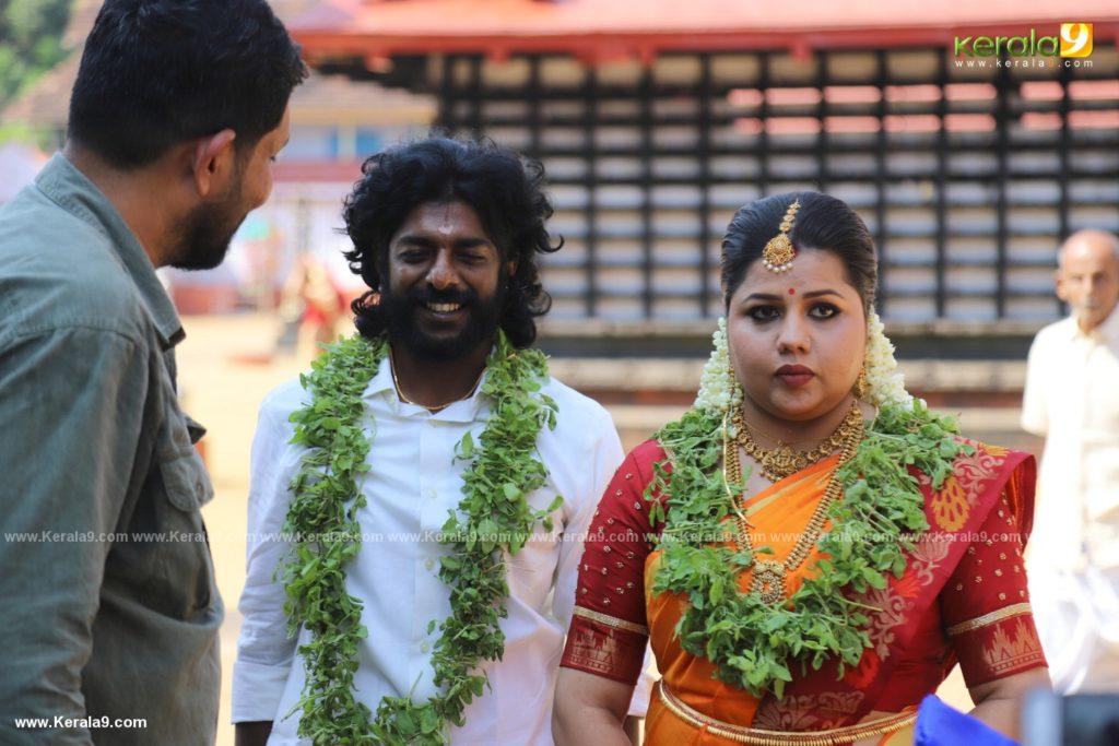 sneha sreekumar marriage photos 077