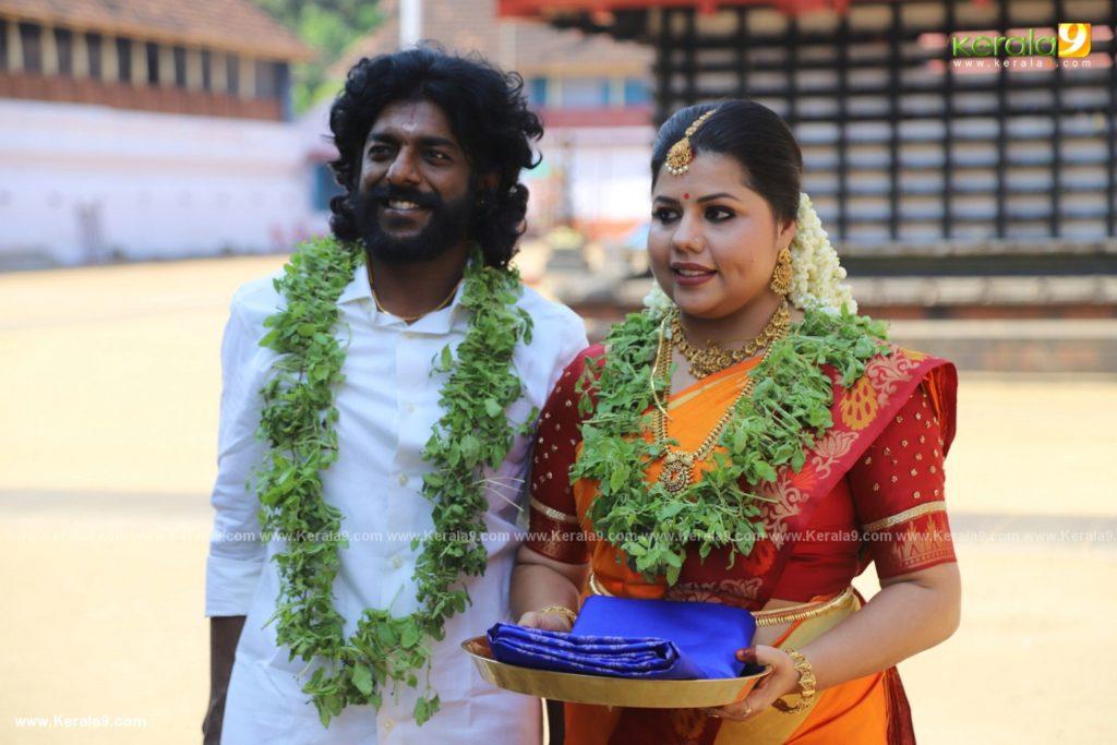 sneha sreekumar marriage photos 079