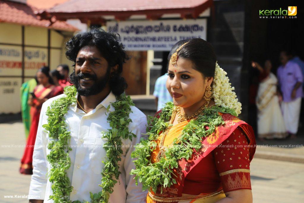 sneha sreekumar marriage photos 084