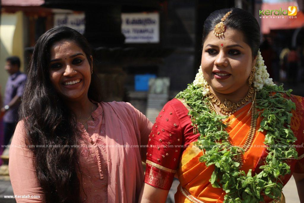sneha sreekumar marriage photos 091