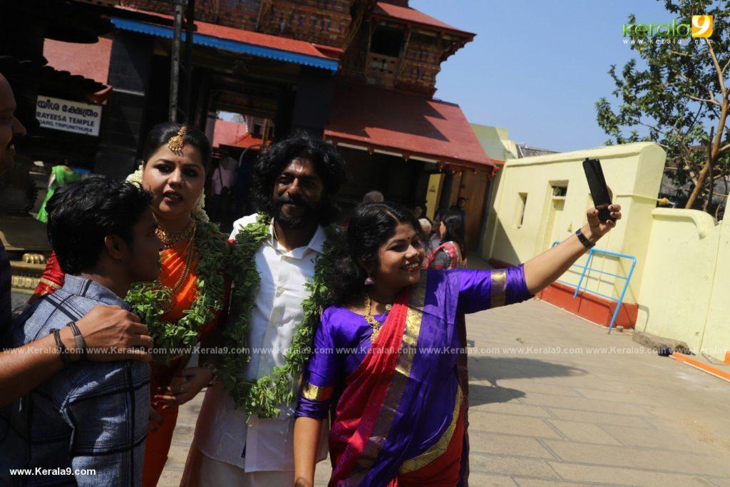 sneha sreekumar marriage photos 092