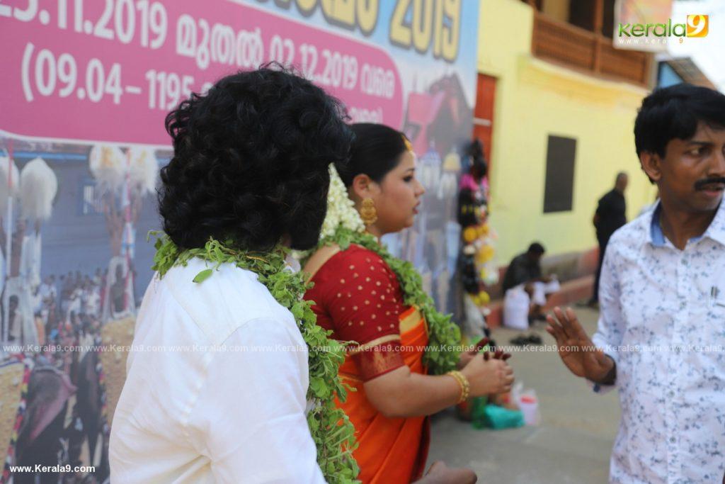 sneha sreekumar marriage photos 093