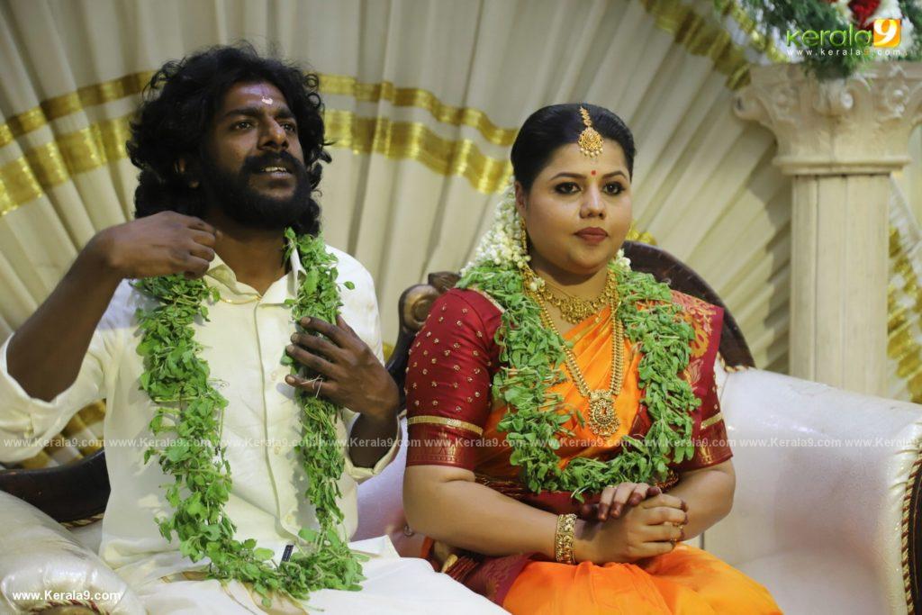 sneha sreekumar marriage photos 098