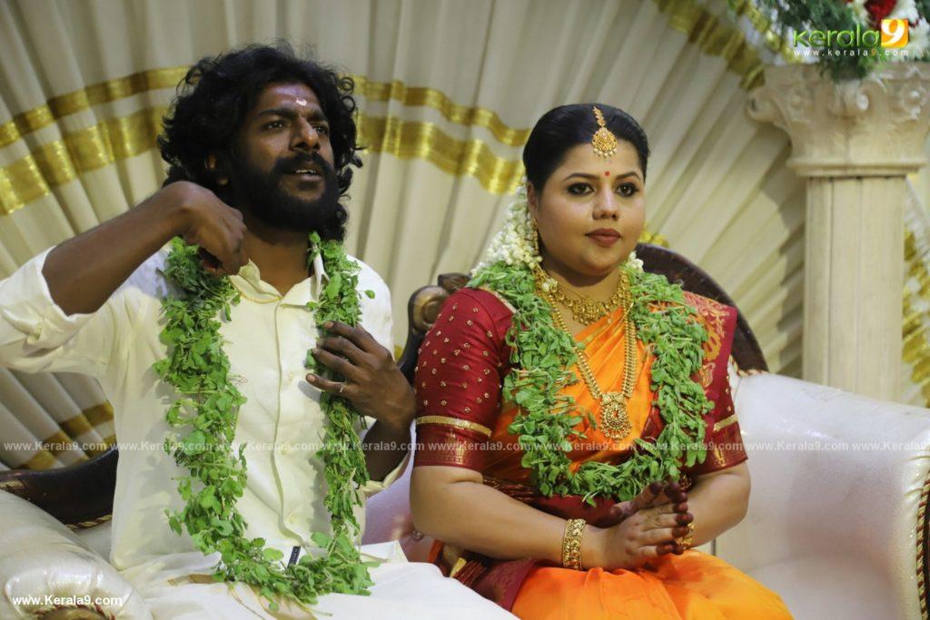sneha sreekumar marriage photos 099