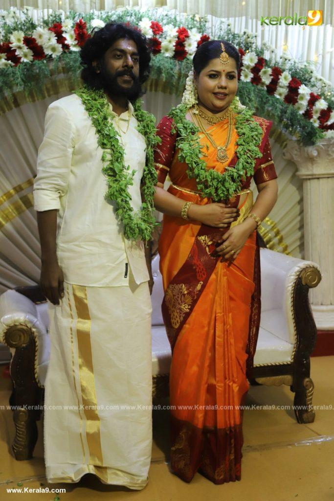 sneha sreekumar marriage photos 100