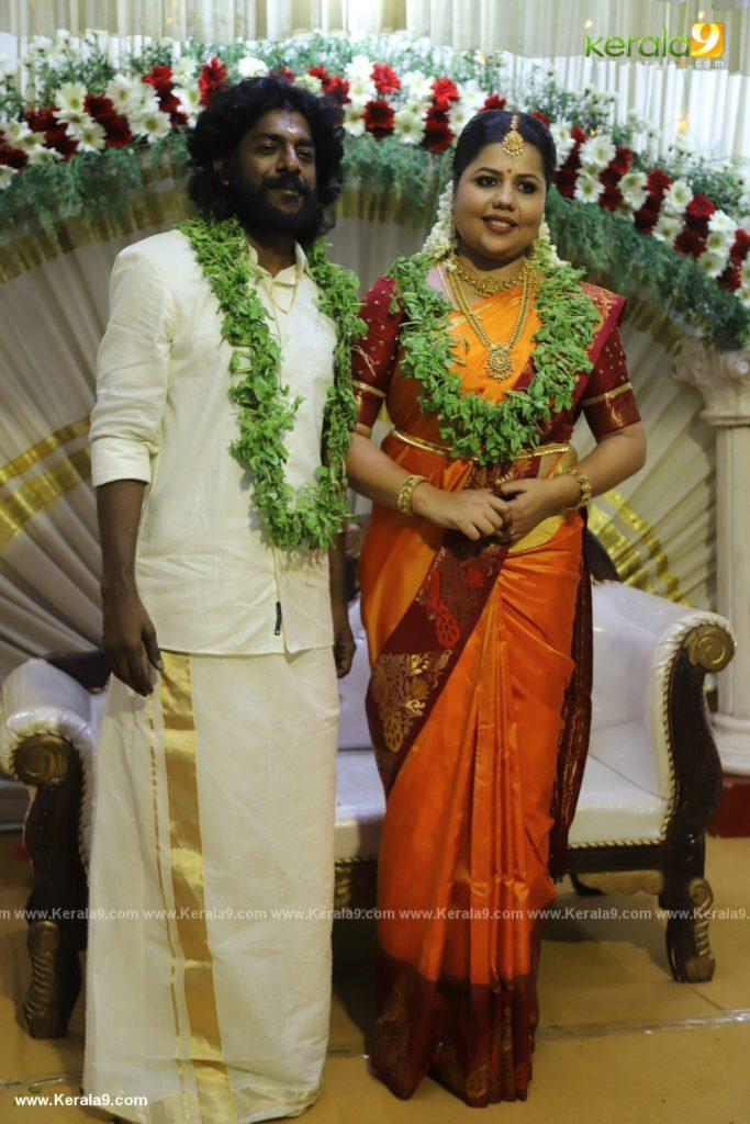 sneha sreekumar marriage photos 105