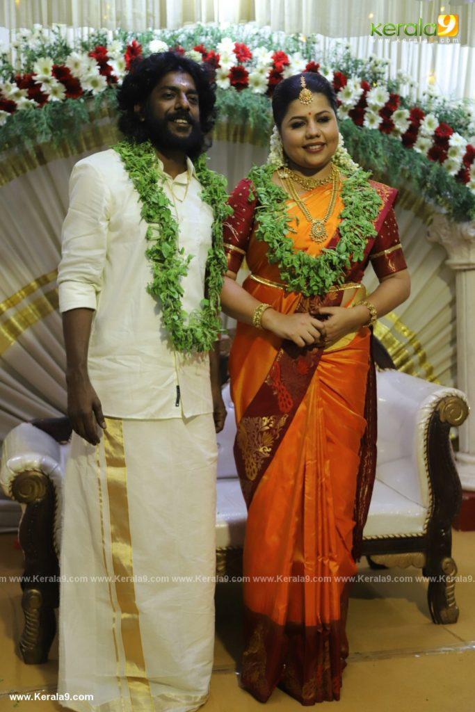 sneha sreekumar marriage photos 106