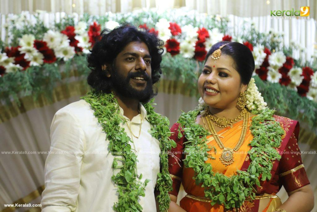 sneha sreekumar marriage photos 112