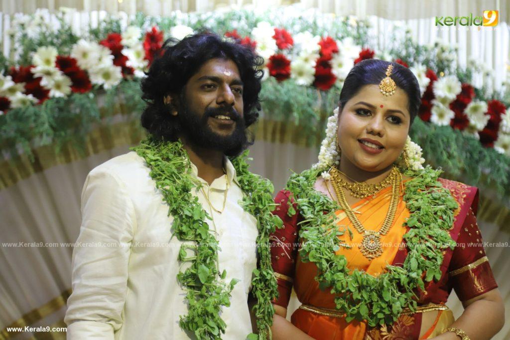 sneha sreekumar marriage photos 113