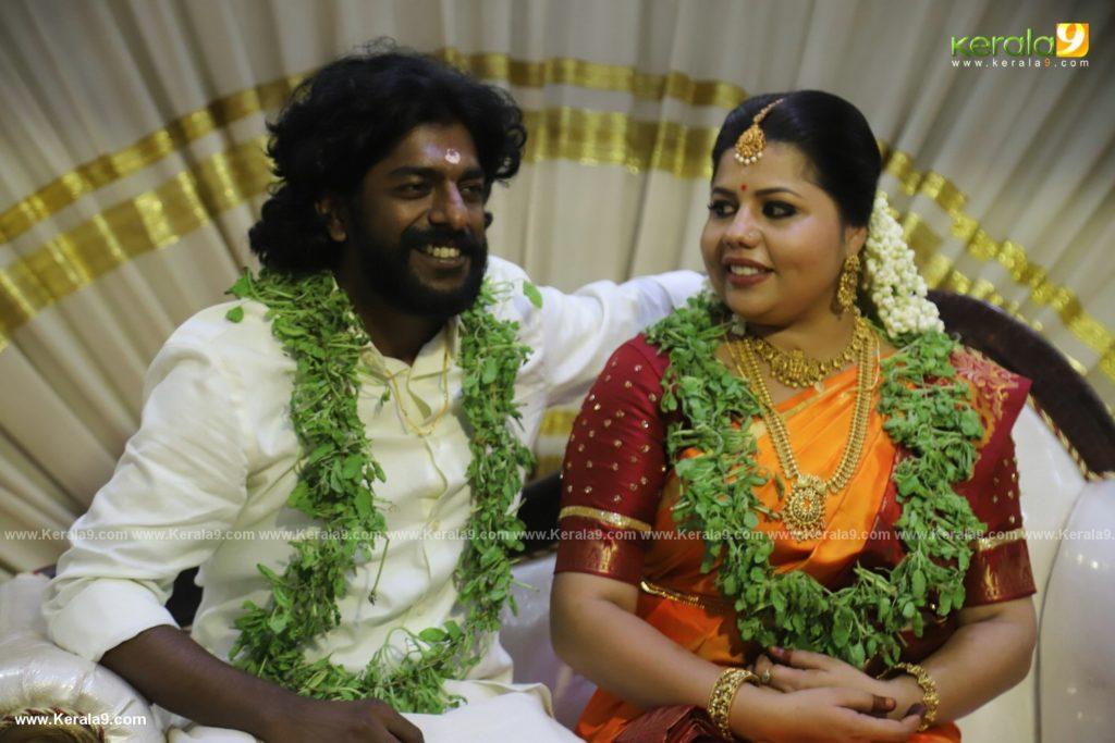 sneha sreekumar marriage photos 120